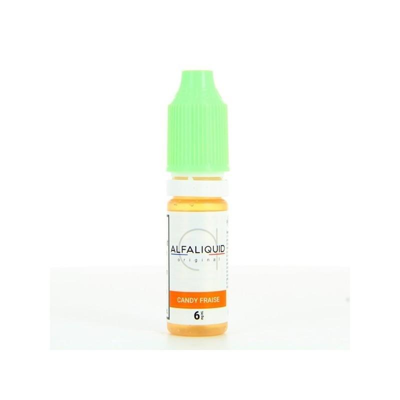 Bonbon Fraise Alfaliquid 10ml
