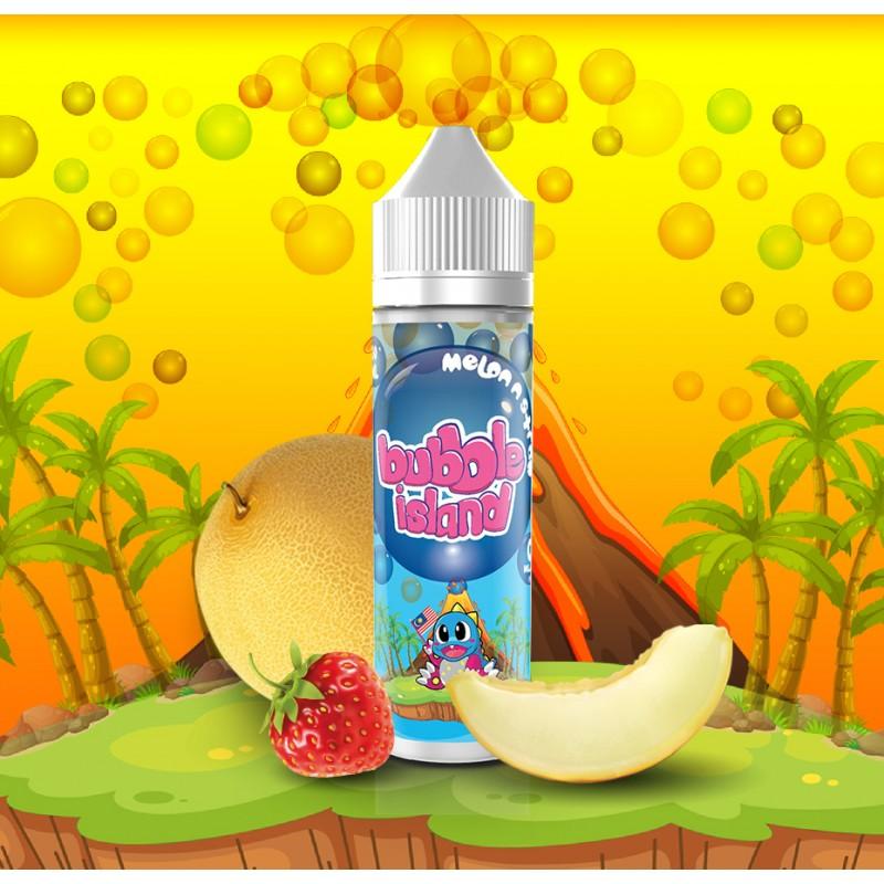 Melon n Straw 3x10ml - Bubble Island