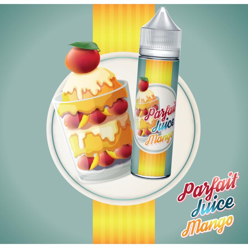 Mango 50ml - Parfait Juice
