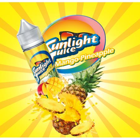 E-liquide Sunlight Juice Mango Pineapple 50ml
