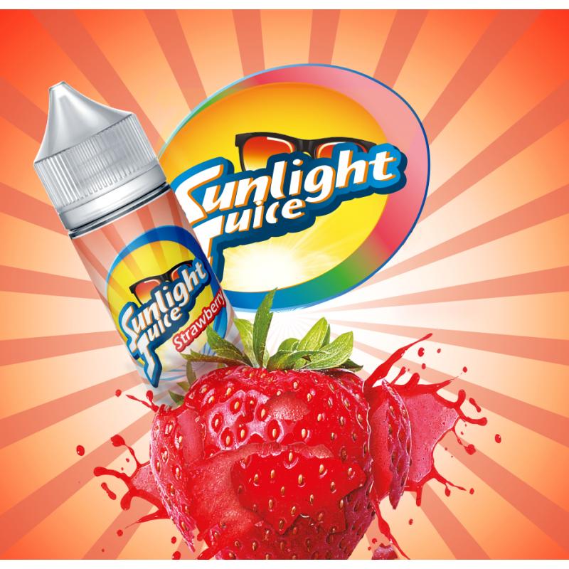 E-liquide Sunlight Juice Strawberry 50ml