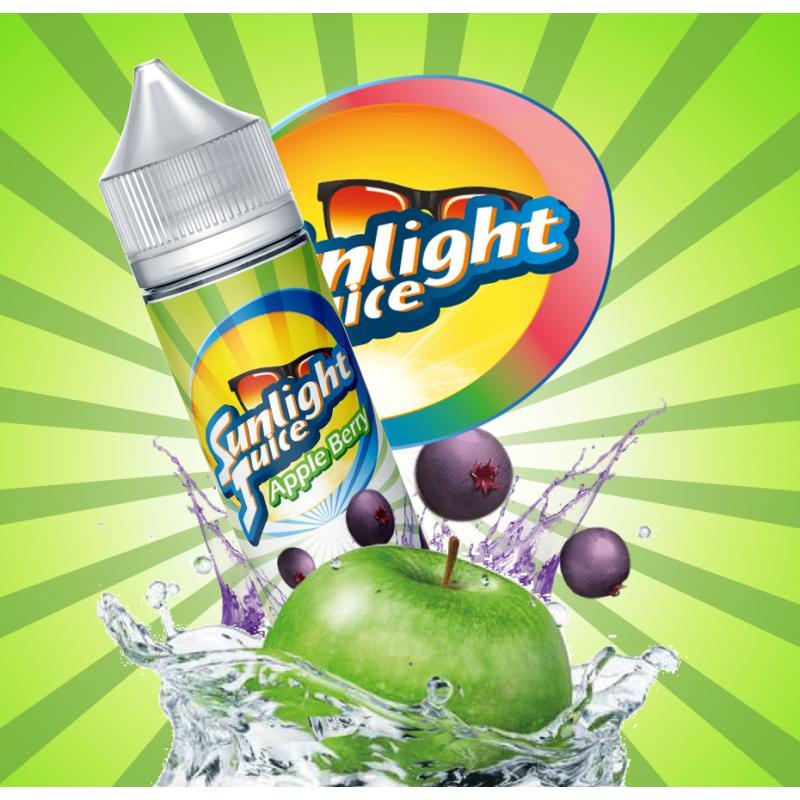 Apple Berry 50ml - Sunlight Juice