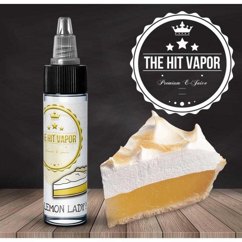 E-liquide Lemon Lady 50ml - The Hit Vapor