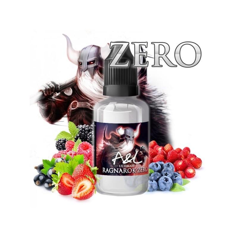 Concentré Ragnarok Ultimate Zero 30ml - A&L
