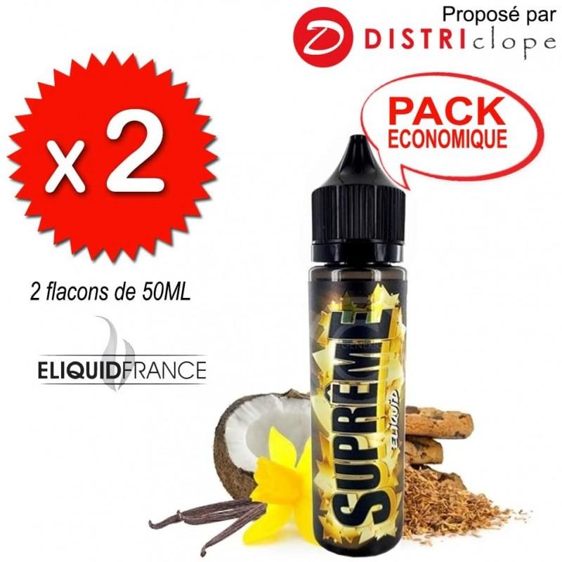 X2 Suprême 50ml - Eliquid France