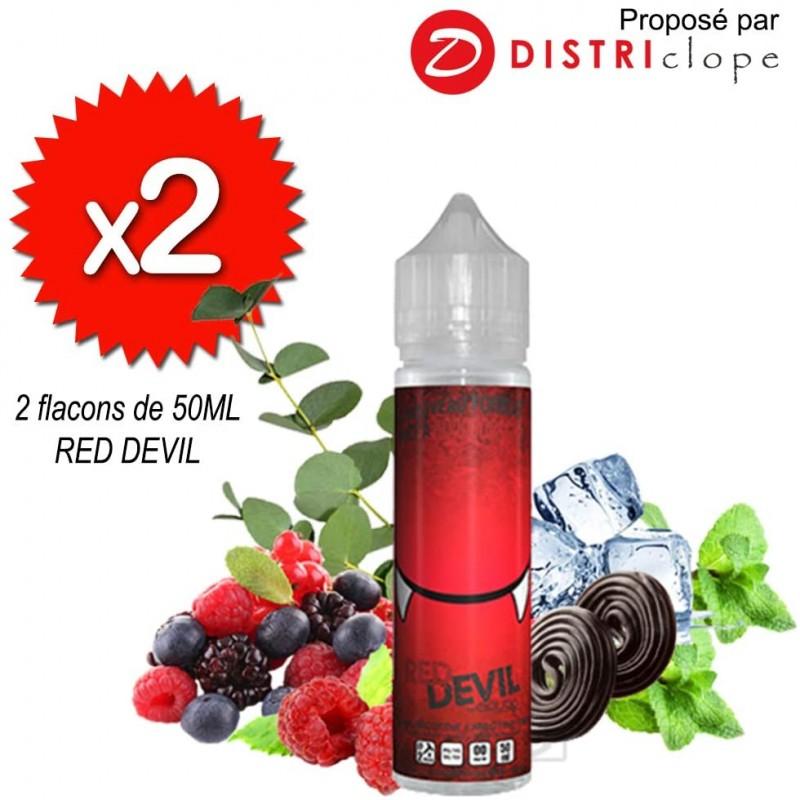 X2 Red Devil 50ml - Avap