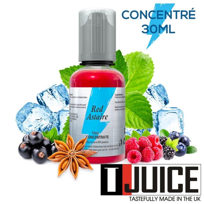 Concentré Red Astaire 30ml - T Juice