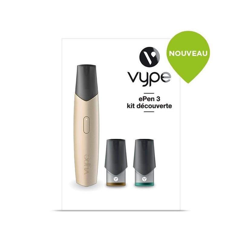 Kit découverte ePen3 - Vype