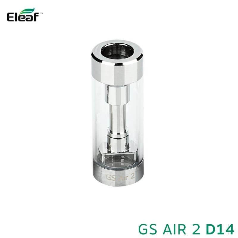 GS Air 2 D14 par Eleaf - Pyrex complet 2ml