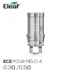 Résistances EC2 Melo 4 - Eleaf