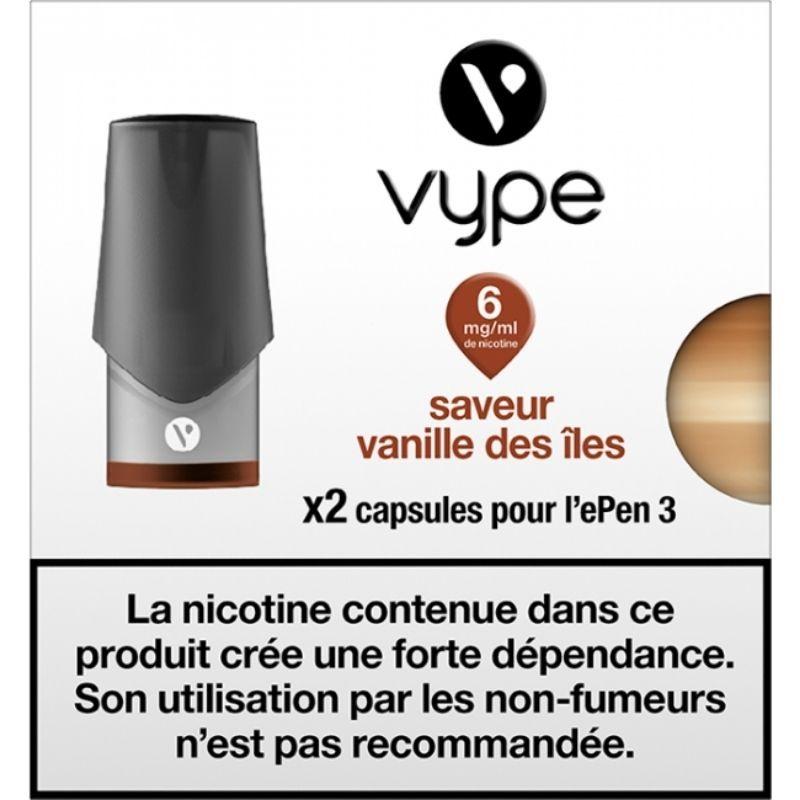 Vanille des îles ePen3 - Vype