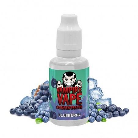 Concentré Blueberry 30ml - Vampire Vape