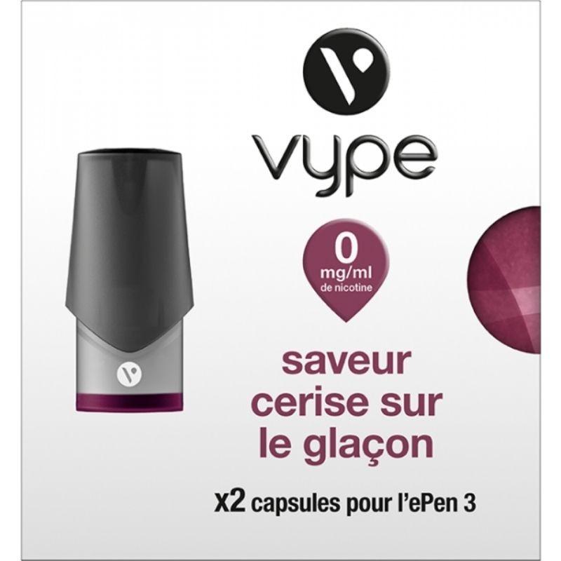 Cerise sur le glaçon ePen3 - Vype