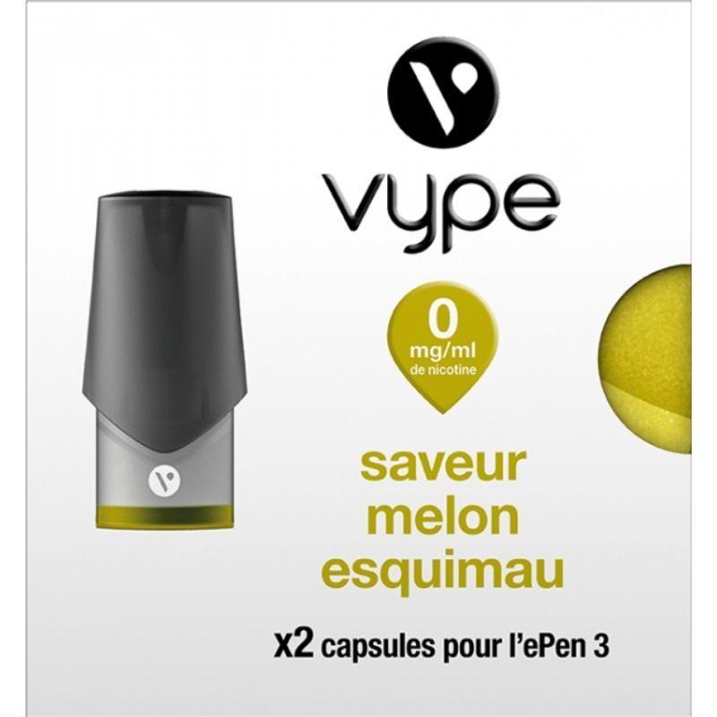 Melon Esquimau ePen3 - Vype