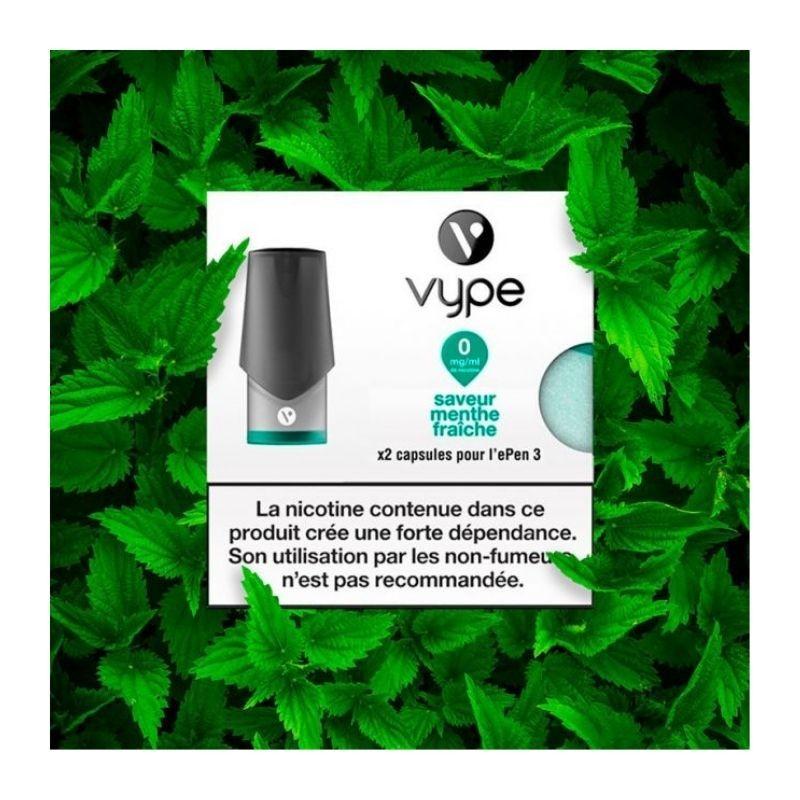 Menthe Fraiche ePen3 - Vype