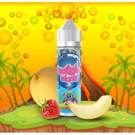 Melon n Straw 50ml - Bubble Island