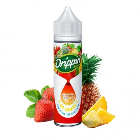 Strawberry Pineapple 50 ml - Drippin