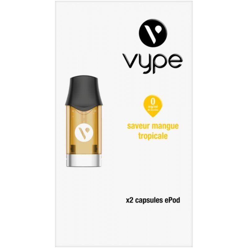 Mangue Tropicale ePod - Vype