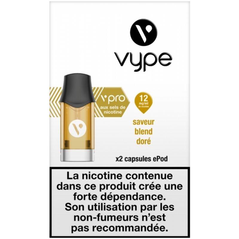 Blend Doré vPro ePod - Vype