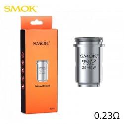 SMOK Résistances pour AIO Stick 0.23 ohm (pack de 5 pcs)