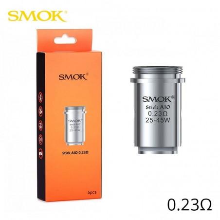 Résistances AIO Stick 0.23 ohm - Smok