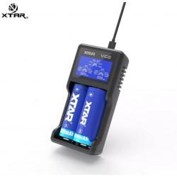 Chargeur d'accus VC2 - Xtar