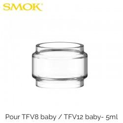 Pyrex bulb 5ml - TFV8 baby - TFV12 baby Prince - Smok