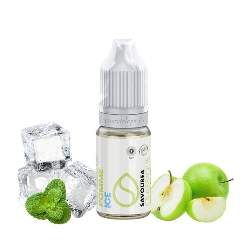 Pomme Ice 10 ml - Savourea