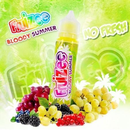 Fruizee Bloody Summer No Fresh 50ml - Eliquid France