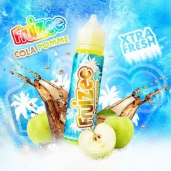 Fruizee Cola Pomme 50ml - Eliquid France