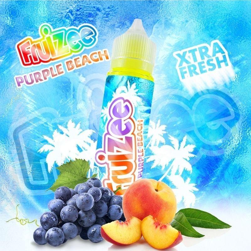 Fruizee Purple Beach 50ml - Eliquid France
