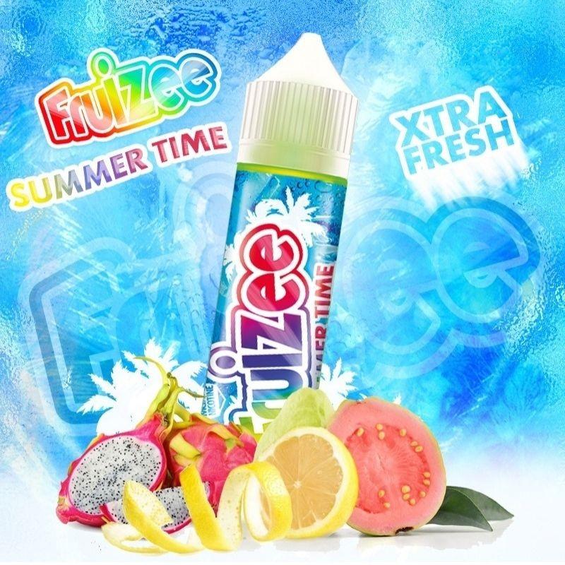 Fruizee Summer Time 50ml - Eliquid France