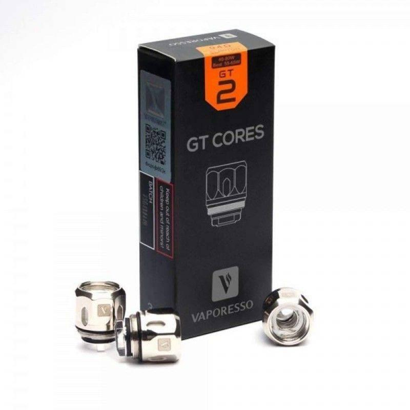 Résistance GT2 cores 0.4ohm - Vaporesso