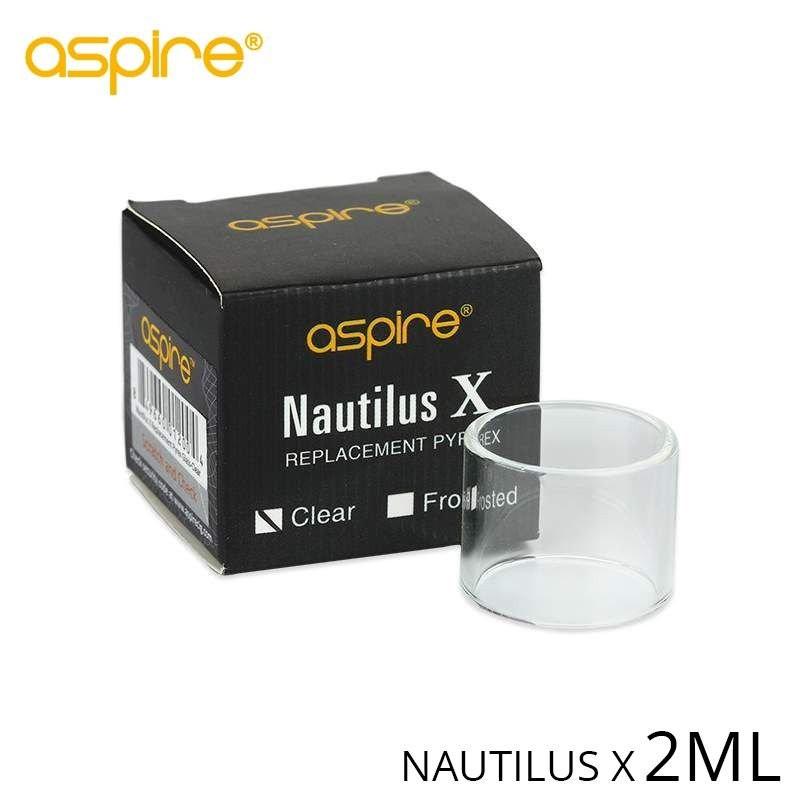 Pyrex Nautilus X - Aspire