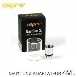 ASPIRE: Adaptateur 4ml pour Nautilus X