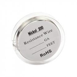 Fil Résistif NI200 - Nickel 200