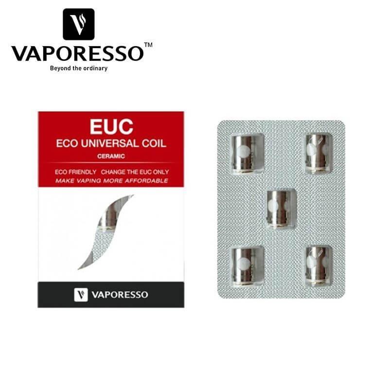 Résistances EUC 0.3ohm Ceramic - Vaporesso