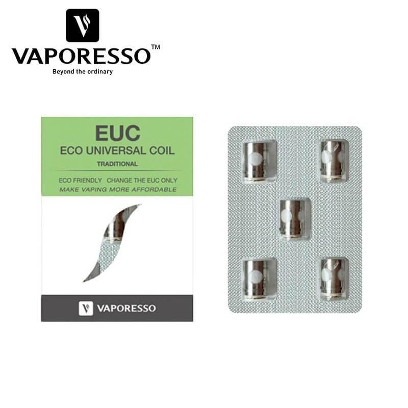 Résistances EUC 0.5ohm traditional - Vaporesso