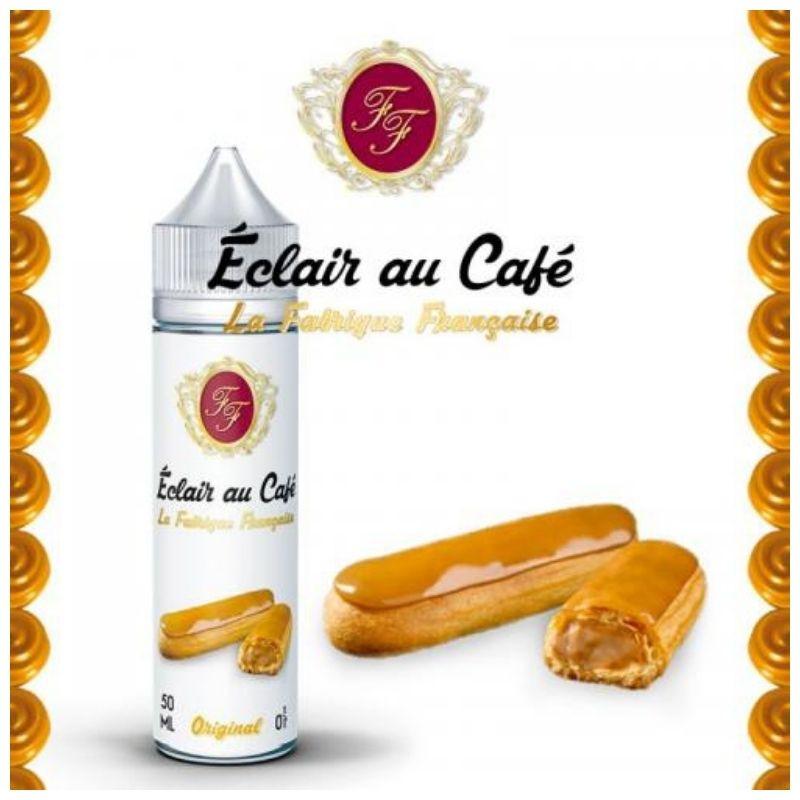 L'éclair au Café 50ml - La Fabrique Française