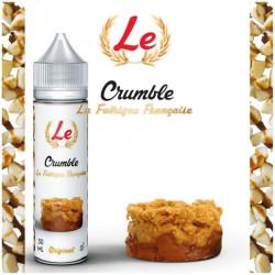 Le Crumble 50ml - La Fabrique Française