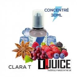 Clara-T 30ml - T Juice