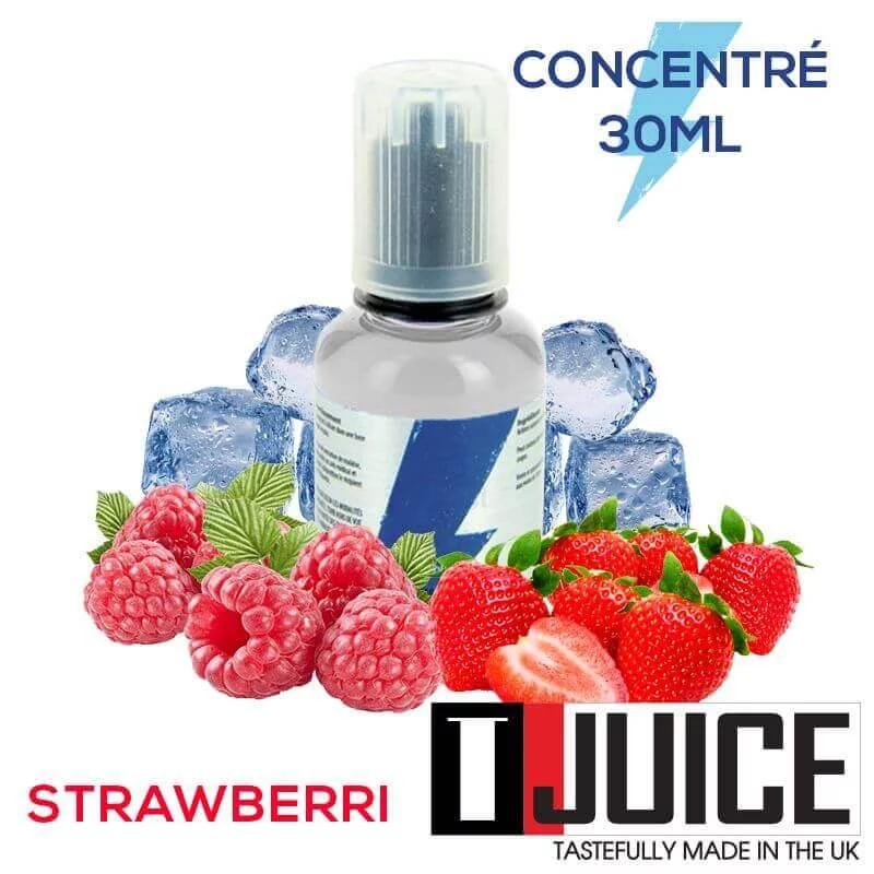 Strawberry 30ml - T Juice