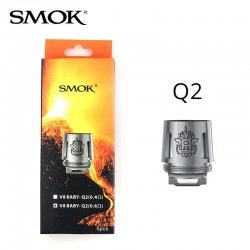 Résistances TFV8 Baby Q2 - Smok