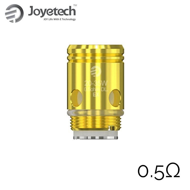 Résistance EX Gold 0.5ohm - Joyetech